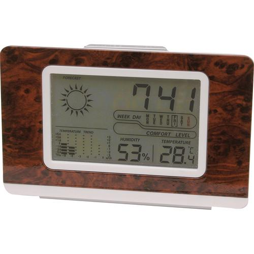 Konus Meteoquick Digital Meteo Station (Wood Grain) 6186