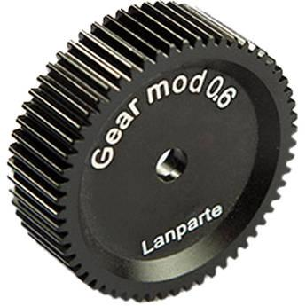 Lanparte 0.6 MOD 58 Tooth Drive Gear for FF-01/FF-02 FFG06-58