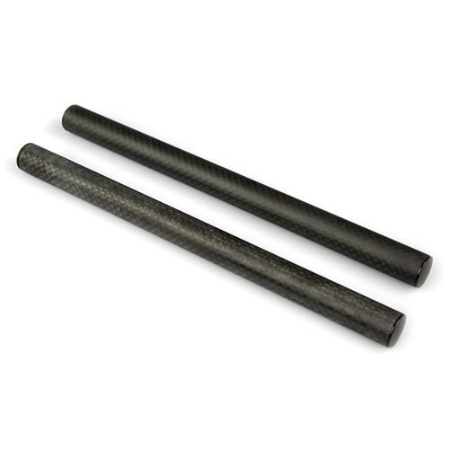 Lanparte Carbon Fiber 15mm Rods (Pair, 9.8