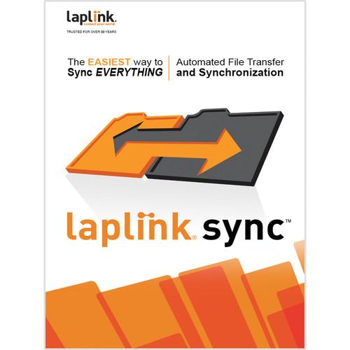 Laplink Sync 7 (1 License, Download) PAFGWSYN07000P0RTDML