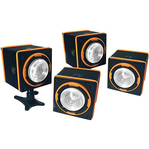 LED Light Cube  LED Light Cube Quad-Pack LLC-600