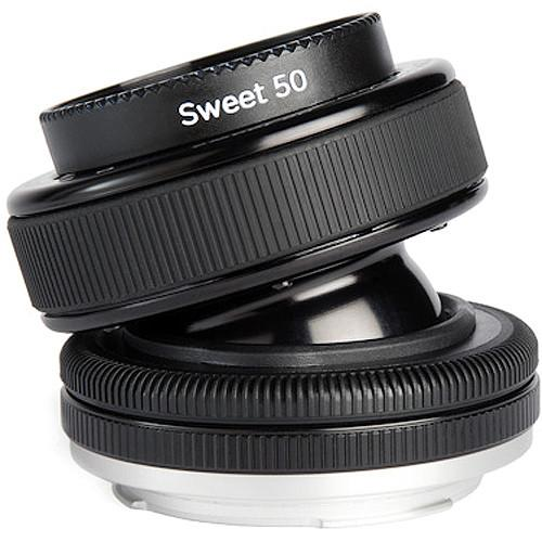 Lensbaby Composer Pro with Sweet 50 Optic for Nikon F LBCP50N