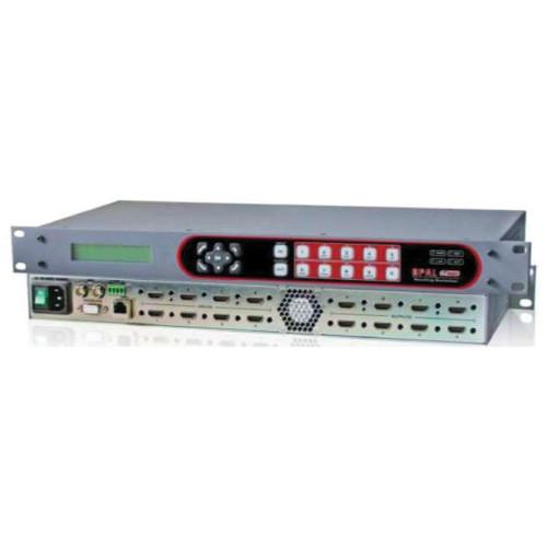 Link Electronics 16X8 HD-SDI ROUTER WITH EQ OPHD168E