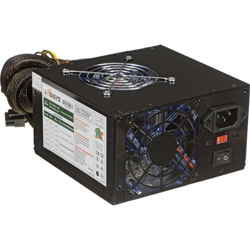 Logisys 575W SLI Ready Switching Power Supply Unit PS575XBK