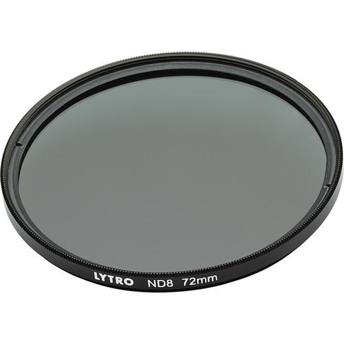Lytro 72mm Illum Neutral Density ND8 Filter B6-0016