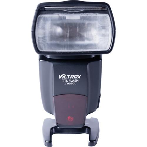 Lytro  Viltrox JY680L TTL Flash for Illum B6-0014