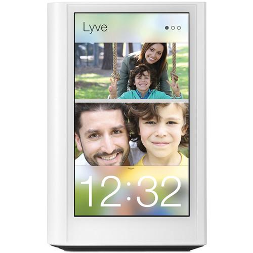 Lyve Minds Home 2TB Photo/Video Storage Hub LH101NAM