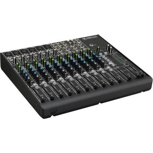 Mackie 1402VLZ4 14-Channel Compact Mixer 1402-VLZ4