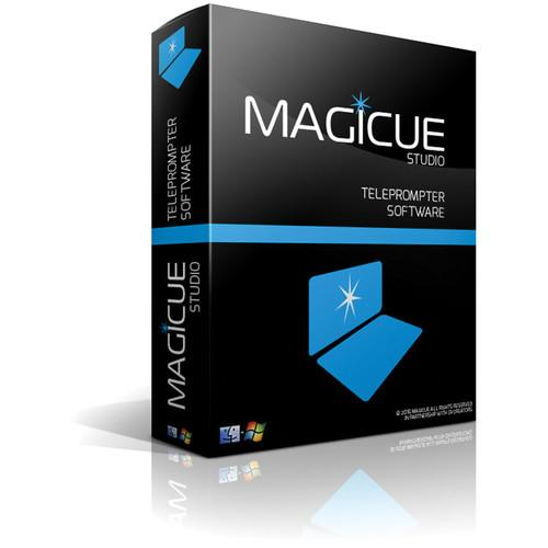 MagiCue Studio Software for Studio & MAQ-SW-STUDIO