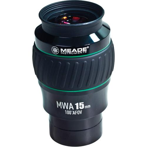 Meade Series 5000 15mm Mega Wide Angle Eyepiece (2
