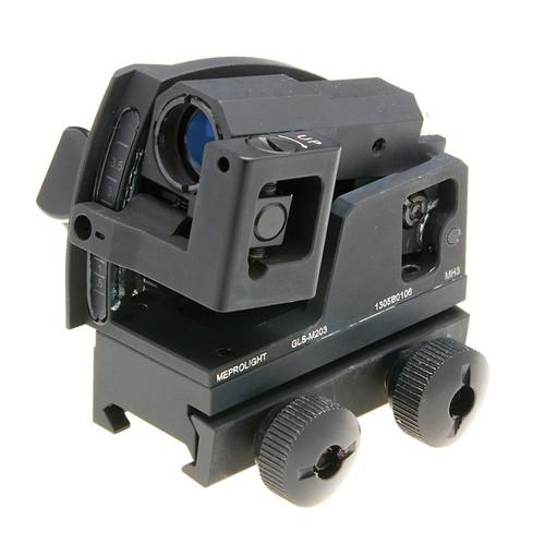 MEPROLIGHT LTD Mepro GLS Reflex Sight for 40mm GLS MEPRO GLS