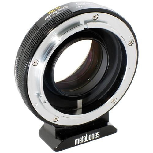 Metabones Canon FD Lens to Sony E-Mount Camera MB_SPFD-E-BM2