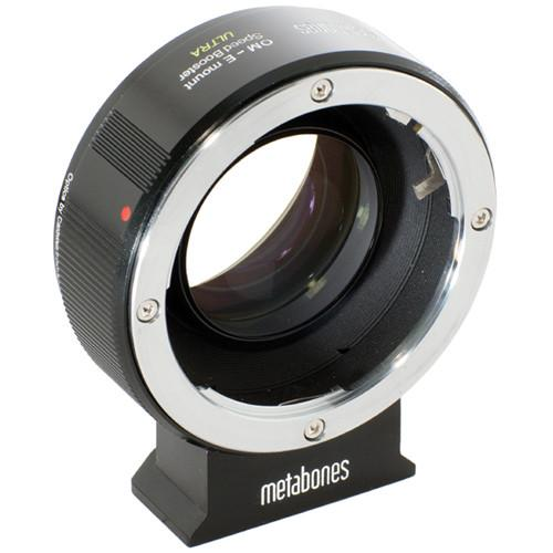 Metabones Olympus OM Lens to Sony E-Mount Camera MB_SPOM-E-BM2
