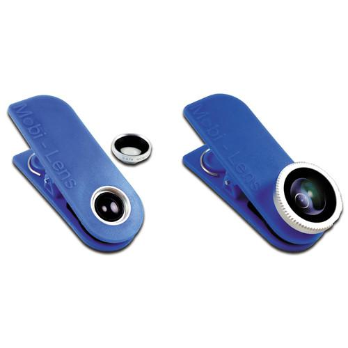 Mobi-Lens  Combo Pack (Blue) ML-C-BLU-1