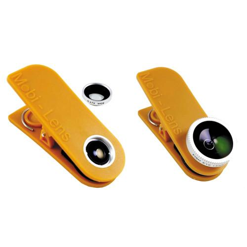 Mobi-Lens  Combo Pack (Gold) ML-C-GLD-1