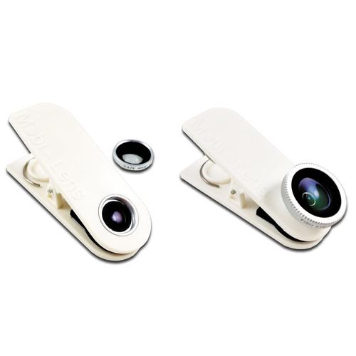 Mobi-Lens  Combo Pack (White) ML-C-WHT-1