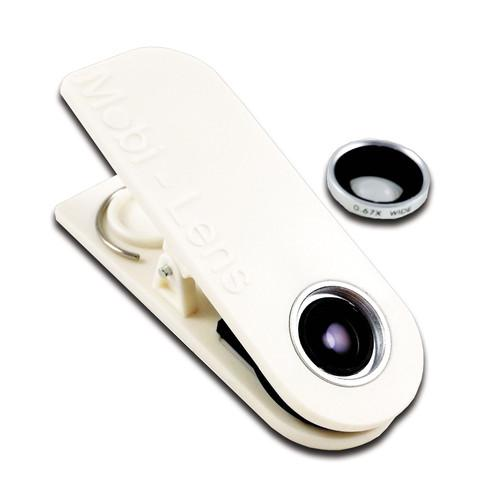 Mobi-Lens  Wide Macro Lens (White) ML-WM-WHT-2