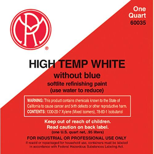 Mole-Richardson Water-Based High Temperature Paint AC230