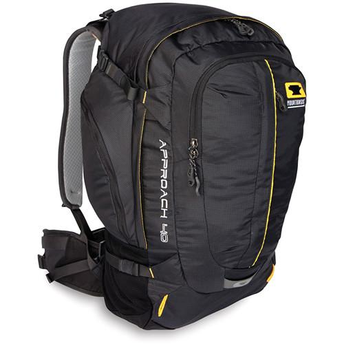 Mountainsmith Approach 40 Backpack (Heritage Black) 13-50105-01