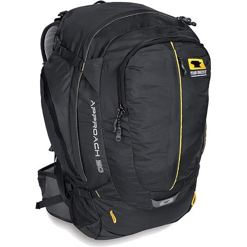 Mountainsmith Approach 50 Backpack (Heritage Black) 13-50104-01