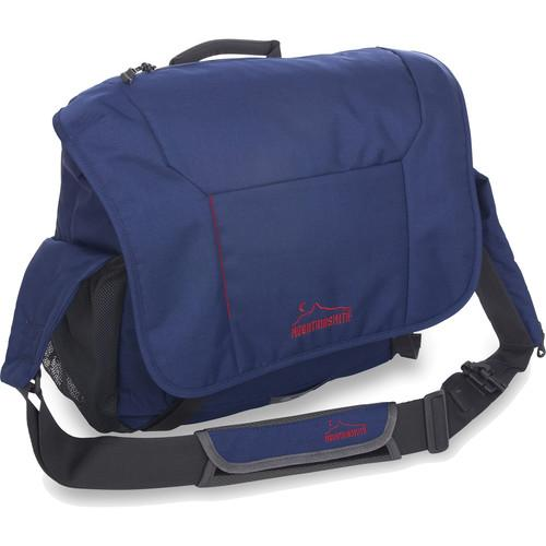 Mountainsmith Hoist Messenger Bag (Blue) 14-75250-48