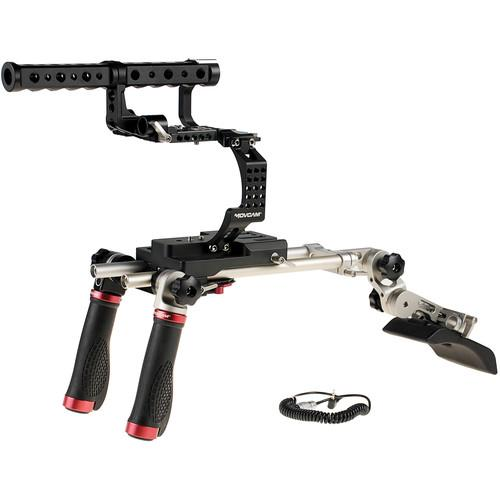 Movcam Universal LWS, Cage and Shoulder Support MOV-303-1718-SK2