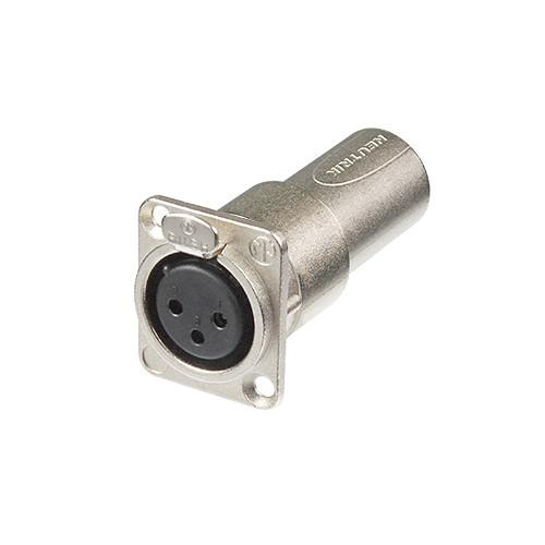 Neutrik NA3FDM XLR Female-Male Feedthrough Adapter NA3FDM