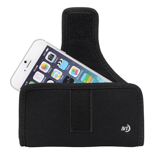 Nite Ize Fits All Horizontal Holster (Black) CCSFA-01-R3