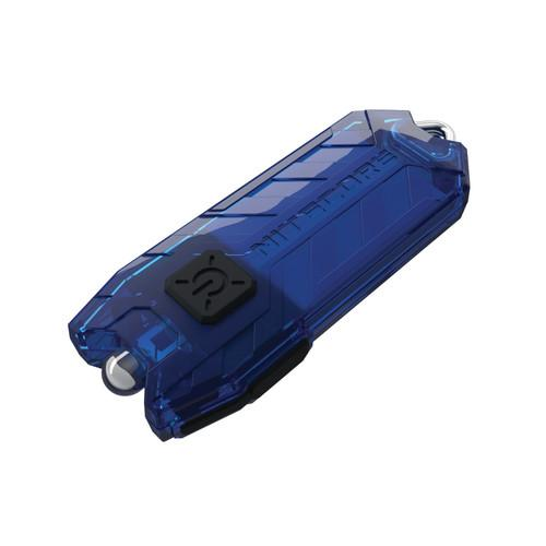 NITECORE TUBE LED Key-Chain Flashlight (Blue) TUBE BLUE