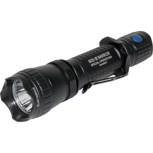 Olight M20S Warrior LED Tactical Flashlight Deluxe M20S-X-L2-DLX
