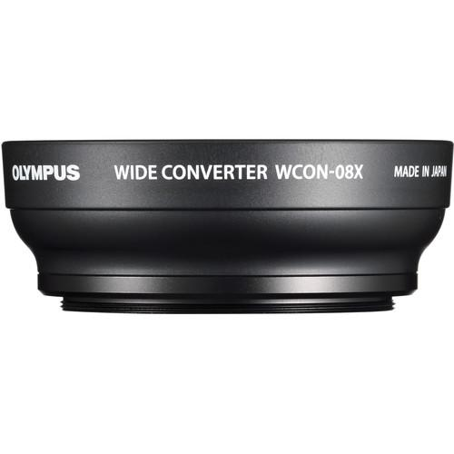 Olympus WCON-08x Wide-Angle Conversion Lens V321220BW000