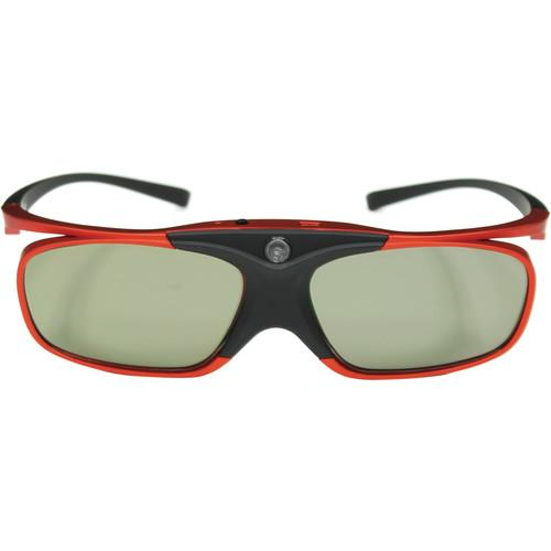 Optoma Technology ZD302 DLP Link Active Shutter 3D Glasses ZD302