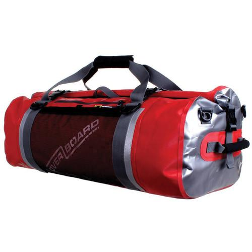 OverBoard Pro-Sports Waterproof Duffel Bag (60L, Red) OB1154-R