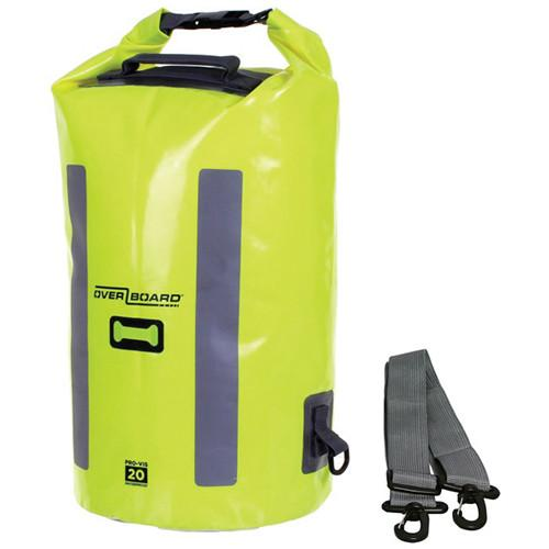 OverBoard Pro-Vis Waterproof Dry Tube Bag OB1148-HVY