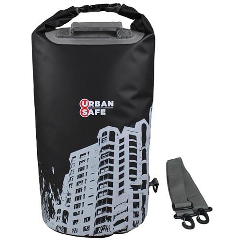 OverBoard Urban Safe Dry Tube (20L, Black) US1005-BLK