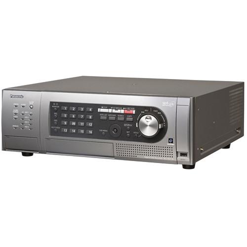 Panasonic WJ-HD716 16-Channel H.264 Digital Disk WJHD716/4000T4