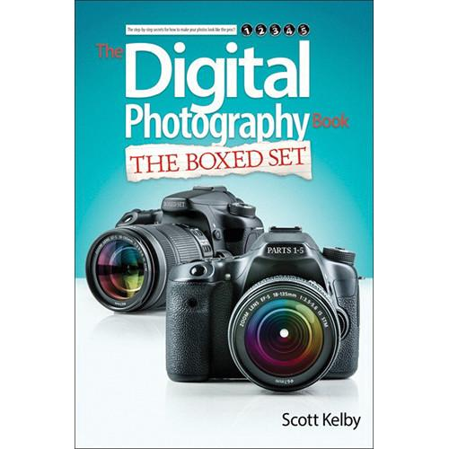 Peachpit Press Book: Scott Kelby's Digital 9780133988062