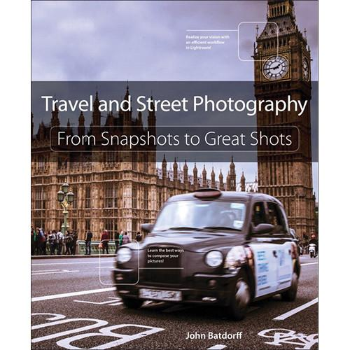 Peachpit Press Book: Travel and Street 9780321988232