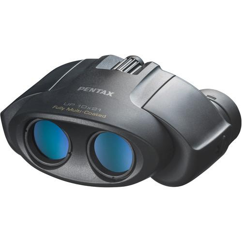 Pentax  10x21 U-Series UP Binocular (Black) 61804