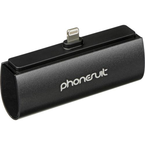 PhoneSuit Flex XT Pocket Charger for iOS Lightning PSMICRO2C2BLK