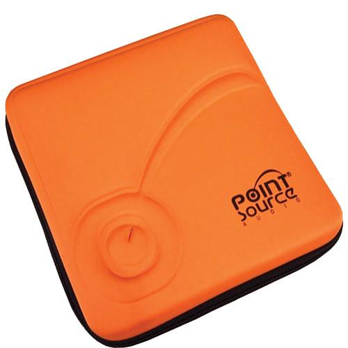 Point Source Audio Premium Headset Storage Case for CM-i3 CM-CSE
