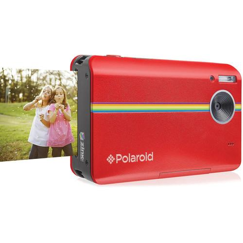 Polaroid  Z2300 Instant Digital Camera POLZ2300RC