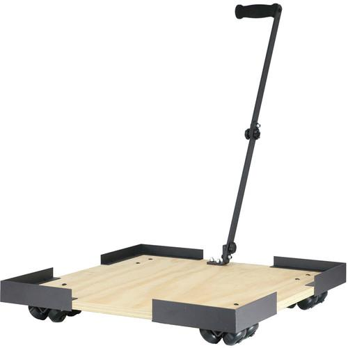 ProAm USA SolidTrax Universal Platform Dolly DLSTP