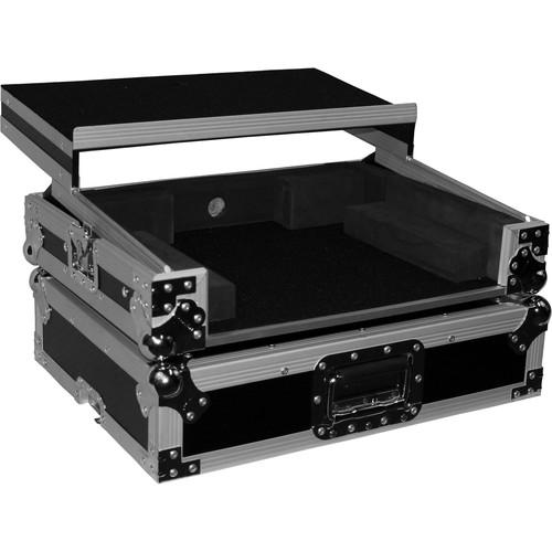 ProX Flight Case For Denon MC6000 and MC6000MK2 XS-DNMC6000LT