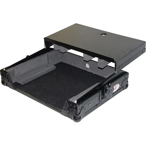 ProX Flight Case For Denon MC6000 and MC6000MK2 XS-DNMC6000LTBL