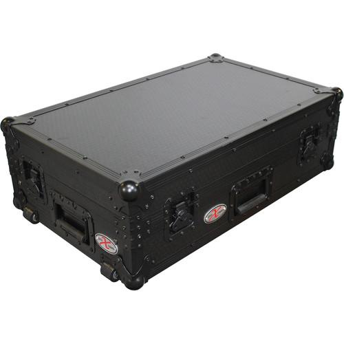 ProX Flight Case For Numark MixDeck Quad XS-MIXDECKWLTBL
