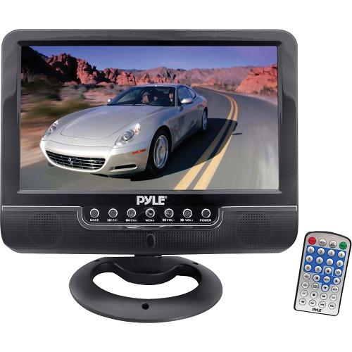 Pyle Home PLMN9SU 9'' Battery-Powered LCD Monitor PLMN9SU