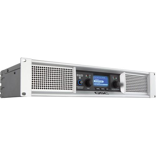 QSC GXD 8 Professional 4500W Power Amplifier with DSP GXD 8
