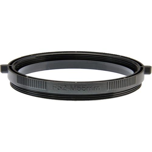 Raynox  55-52mm Step-Down Ring RA-5255B