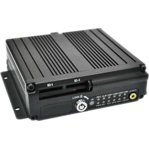 Rear View Safety 4-Channel Vehicle DVR RVS-MDVR-3